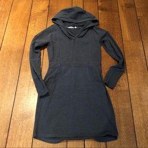 Women's Sweatshirt Hoodie Dress